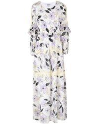 MARTA STUDIO Long Dress - White