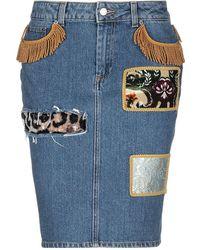 Jeremy Scott Gonna jeans - Blu