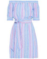 FRAME Short Dress - Blue