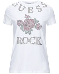 Guess - T-shirt - Lyst