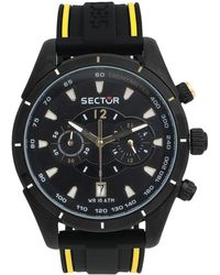 Sector Reloj de pulsera - Negro