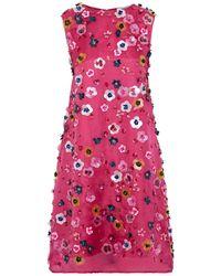 Mansur Gavriel Short Dress - Multicolour