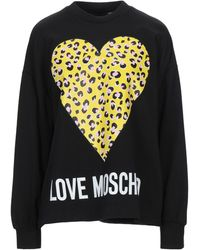 Love Moschino - Sudadera - Lyst