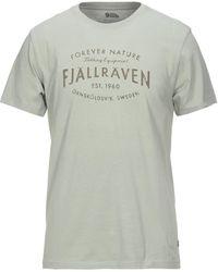 Fjallraven T-shirts - Mehrfarbig