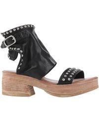 A.s.98 Sandals - Black