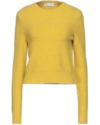 WEILI ZHENG Jumper - Yellow