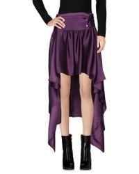 Sies Marjan Mini Skirt - Purple