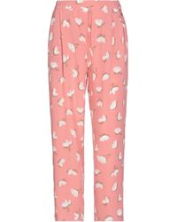 Numph Trousers - Pink