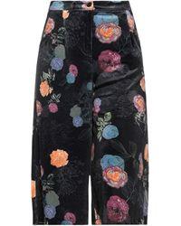 Marc Ellis 3/4-length Trousers - Black