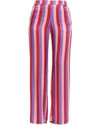 Pink Memories Pantalon - Rouge