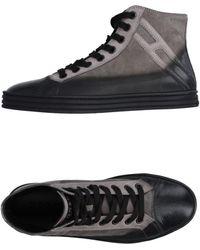 Hogan Rebel High Sneakers & Tennisschuhe - Schwarz
