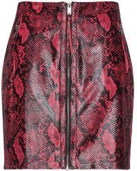 Kocca Mini Skirt - Red