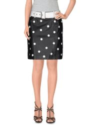 Jeremy Scott - Mini Skirts - Lyst