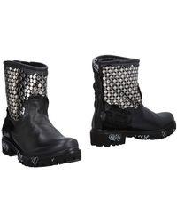 Alberto Venturini - Ankle Boots - Lyst