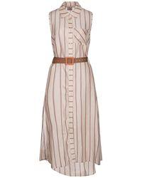 MÊME ROAD Long Dress - Natural