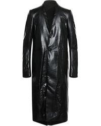 Rick Owens Coat - Black