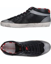 Ishikawa Sneakers & Tennis shoes alte - Nero