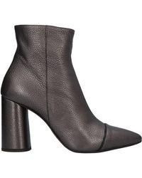 Emanuela Passeri Ankle Boots - Multicolor