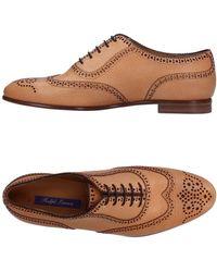 Ralph Lauren - Lace-up Shoe - Lyst
