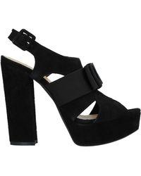 Essentiel Antwerp Sandals - Black