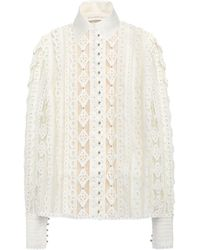 Zimmermann Shirt - White