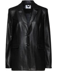 be Blumarine Suit Jacket - Black