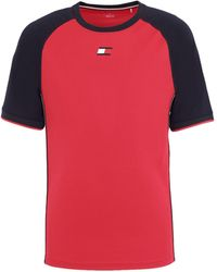Tommy Sport T-shirt - Red