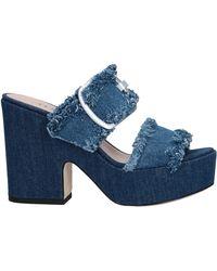 Alberto Gozzi Sandals - Blue