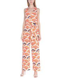 Stefanel Jumpsuit - Orange