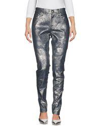 Ralph Lauren Collection - Denim Trousers - Lyst