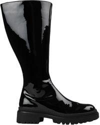 Vero Moda Knee Boots - Black