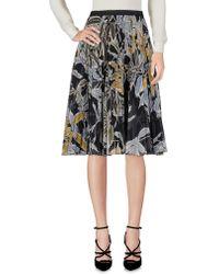 I'm Isola Marras - Knee Length Skirt - Lyst