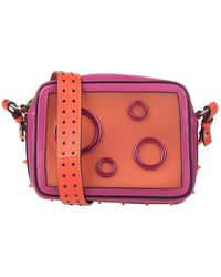 M Missoni Cross-body Bag - Orange