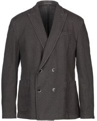 Roda Suit Jacket - Brown