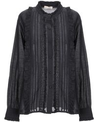 SCEE by TWINSET Camisa - Negro
