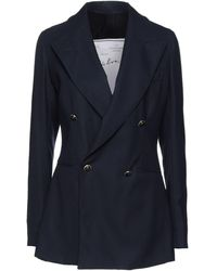 Giuliva Heritage Collection Suit Jacket - Blue