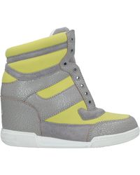 Marc By Marc Jacobs High-tops & Sneakers - Yellow