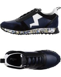 Fendi - Sneakers & Tennis basses - Lyst