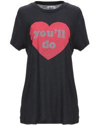 Zoe Karssen T-shirt - Nero