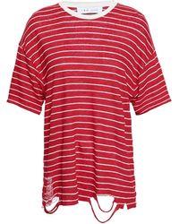 IRO T-shirt - Red