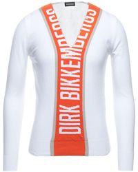 Dirk Bikkembergs Jumper - White