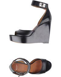 Givenchy Sandals - Black