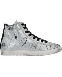 Primabase Sneakers & Tennis shoes alte - Metallizzato