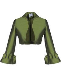 Ultrachic Suit Jacket - Green