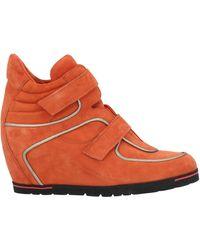 Pas De Rouge Sneakers - Orange