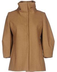 Boutique De La Femme - Coat - Lyst