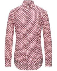 Brian Dales Camisa - Rojo