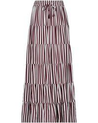 Souvenir Clubbing Long Skirt - Multicolour