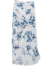 Off-White c/o Virgil Abloh Knee Length Skirt - White