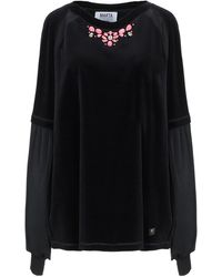 MARTA STUDIO Sweatshirt - Black